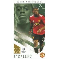 Aaron Wan-Bissaka Manchester United Tacklers 17