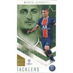 Marco Verratti Paris Saint-Germain Tacklers 18