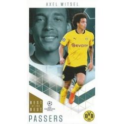 Axel Witsel Borussia Dortmund Passers 21