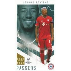 Jérôme Boateng Bayern Munchen Passers 23