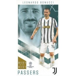 Leonardo Bonucci Juventus Passers 25