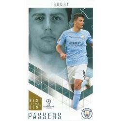 Rodri Manchester City Passers 26