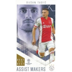 Dušan Tadić Ajax Assist Makers 31