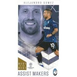 Alejandro Gomez Atalanta Assist Makers 32