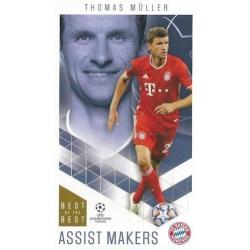 Thomas Müller Bayern Munchen Assist Makers 35