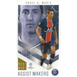 Ángel Di María Paris Saint-Germain Assist Makers 39