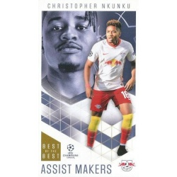 Christopher Nkunku RB Leipzig Assist Makers 40