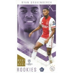 Ryan Gravenberch Ajax Rookies 41