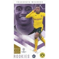 Youssoufa Moukoko Borussia Dortmund Rookies 44