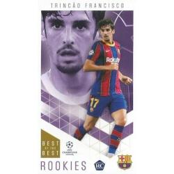 Francisco Trincão Barcelona Rookies 45