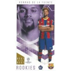 Konrad De La Fuente Barcelona Rookies 46