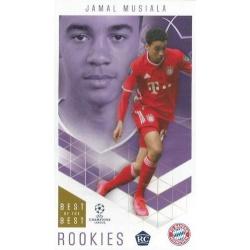 Jamal Musiala Bayern Munchen Rookies 47