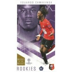 Eduardo Camavinga Stade Rennais FC Rookies 48