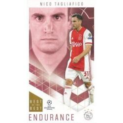 Nico Tagliafico Ajax Endurance 51