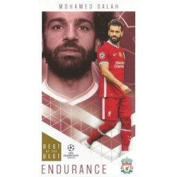 Mohamed Salah Liverpool Endurance 57