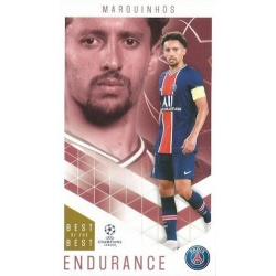 Marquinhos Paris Saint-Germain Endurance 58
