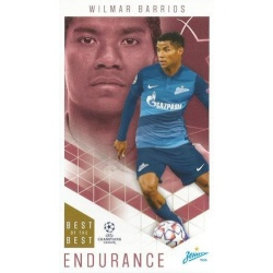 Wilmar Barrios Zenit St. Petersburg Endurance 60