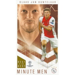 Klaas Jan Huntelaar Ajax Minute Men 61