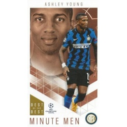 Ashley Young Inter Milan Minute Men 64