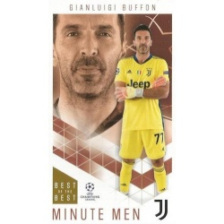 Gianluigi Buffon Juventus Minute Men 65