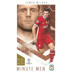 James Milner Liverpool Minute Men 66