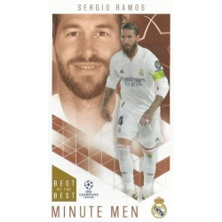 Sergio Ramos Real Madrid Minute Men 69