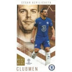 César Azpilicueta Chelsea Clubmen 72