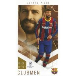 Gerard Piqué Barcelona Clubmen 73