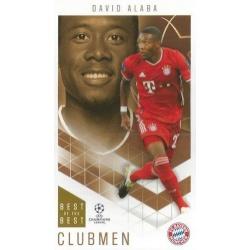 David Alaba Bayern Munchen Clubmen 74