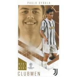 Paulo Dybala Juventus Clubmen 75
