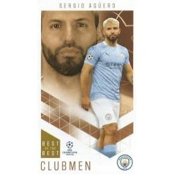Sergio Agüero Manchester City Clubmen 77