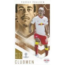 Yussuf Poulsen RB Leipzig Clubmen 78