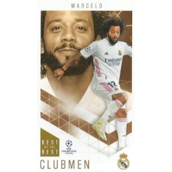 Marcelo Real Madrid Clubmen 79