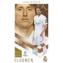 Luka Modrić Real Madrid Clubmen 80