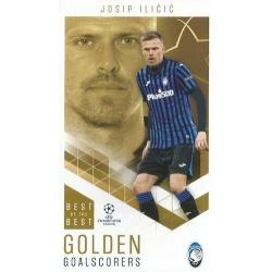 Josip Iličić Atalanta Golden Goalscorers 82