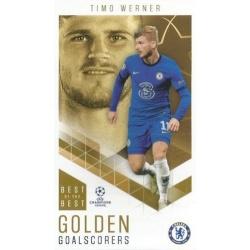 Timo Werner Chelsea Golden Goalscorers 85