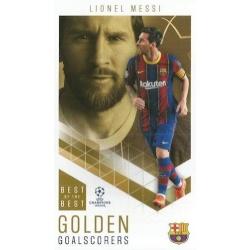 Lionel Messi Barcelona Golden Goalscorers 86