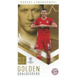 Robert Lewandowski Bayern Munchen Golden Goalscorers 88