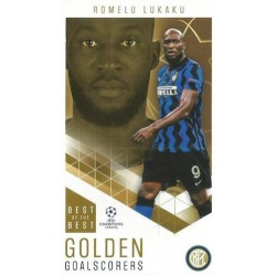Romelu Lukaku Inter Milan Golden Goalscorers 89