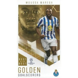 Moussa Marega Porto Golden Goalscorers 90