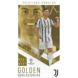 Cristiano Ronaldo Juventus Golden Goalscorers 91