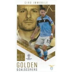 Ciro Immobile Lazio Golden Goalscorers 100