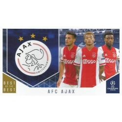 Ajax Club Cards 101
