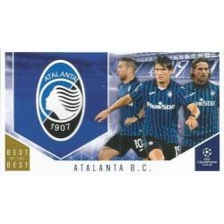 Atalanta Club Cards 102