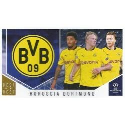 Borussia Dortmund Club Cards 104