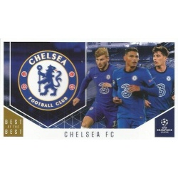 Chelsea Club Cards 105