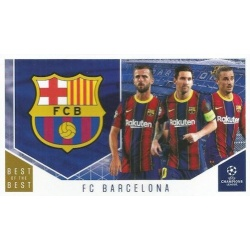 Barcelona Club Cards 106