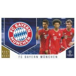 Bayern Munchen Club Cards 107