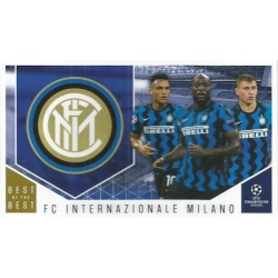Inter Milan Club Cards 108