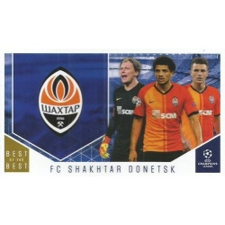 Shakhtar Donetsk Club Cards 110